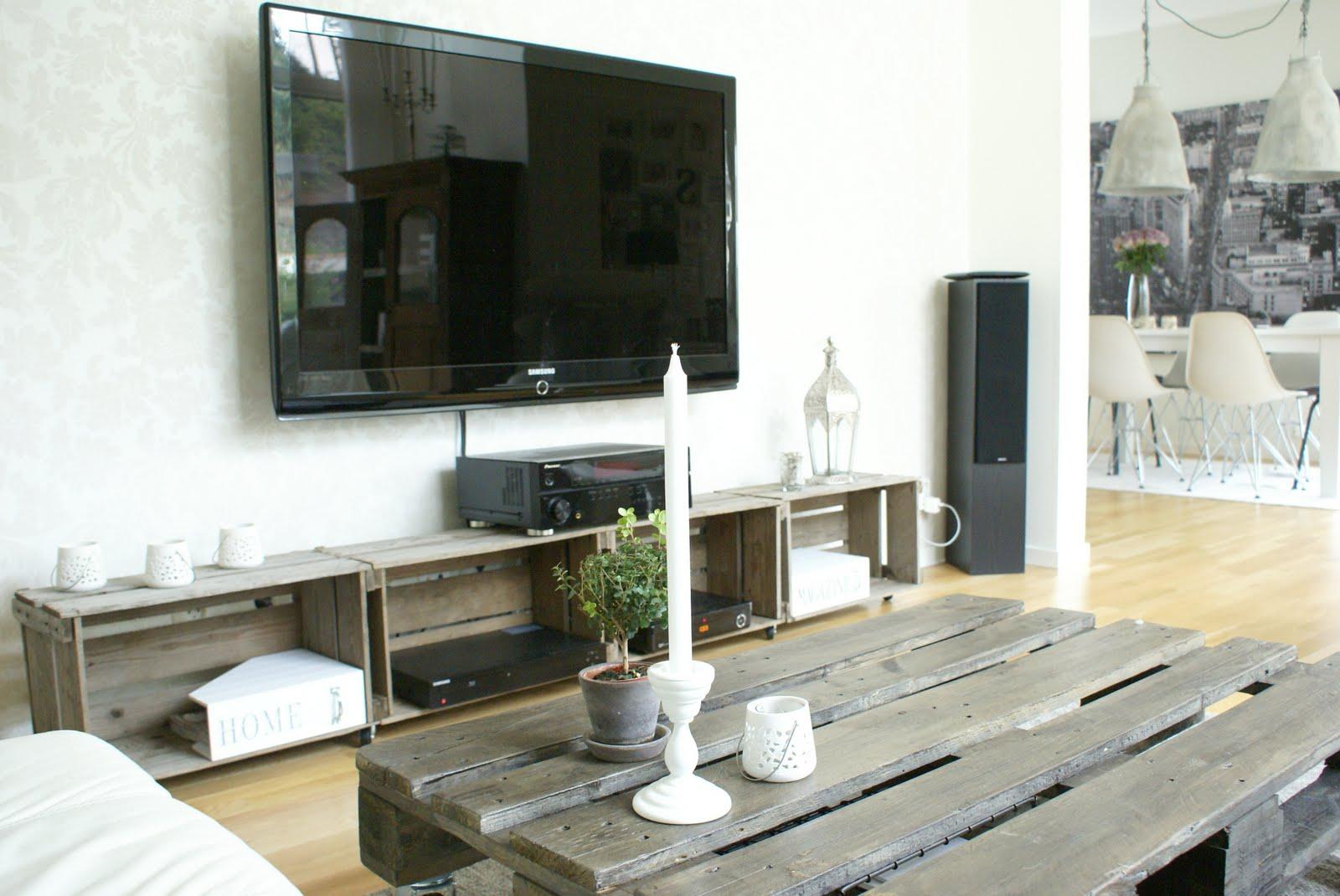 Hjemmelaget - Decorar reciclando muebles ...