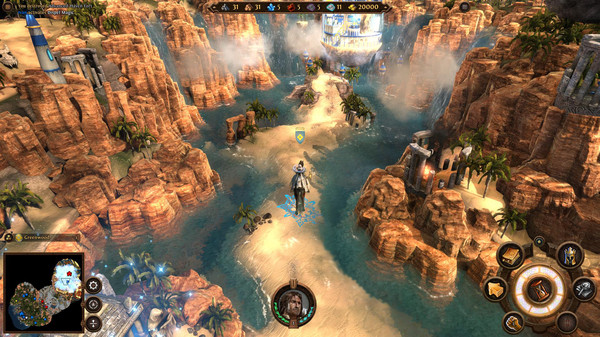 Free Download Game Might and Magic Heroes VII - Gamegokil.com