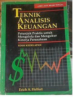 Buku Tehnik Keuangan Dasar Erich Helfert