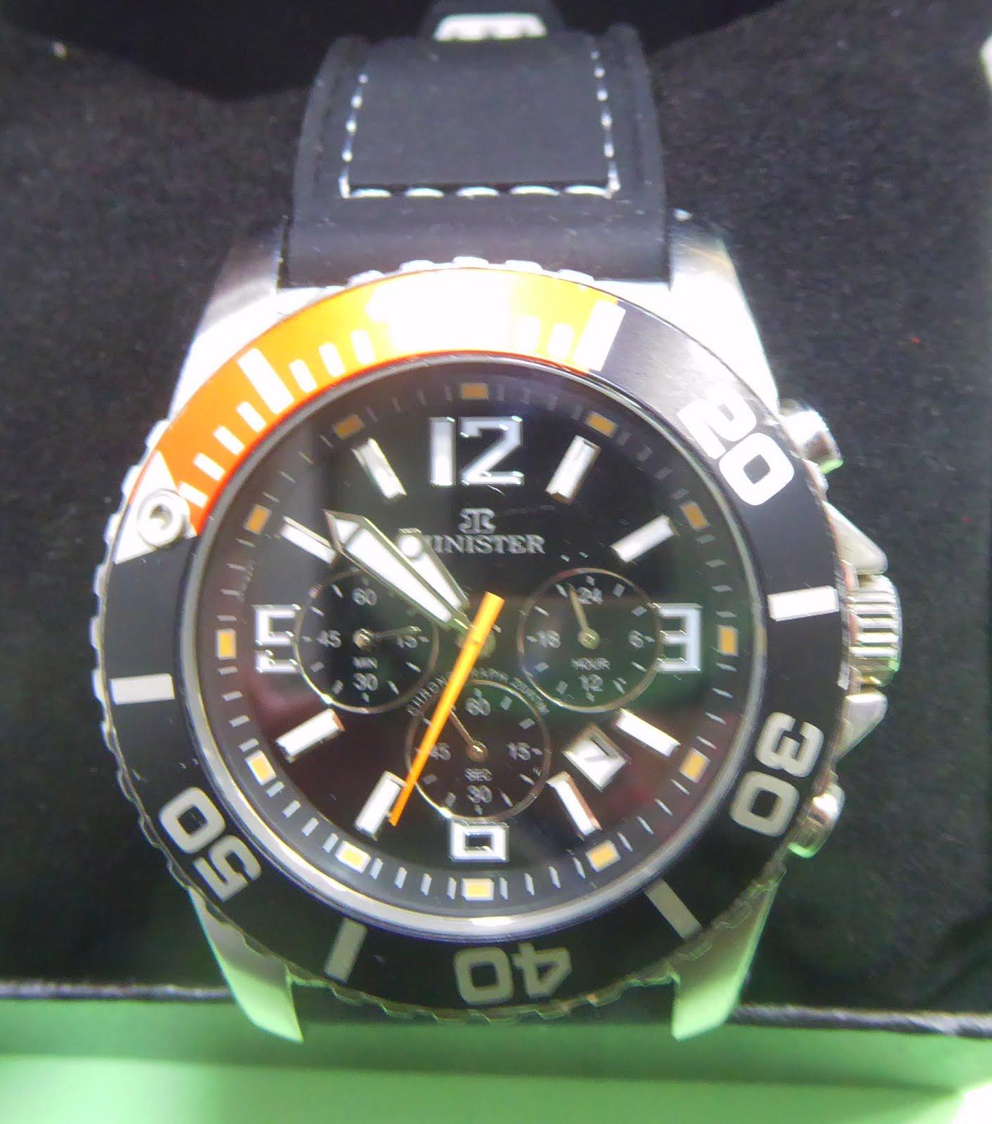 Reloj Minister