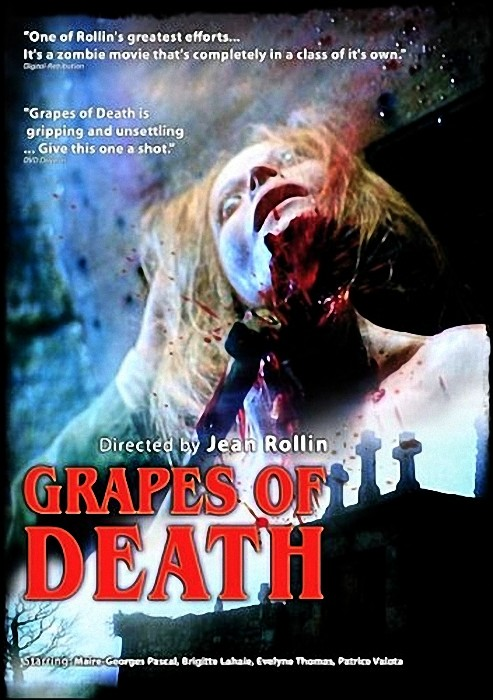 The Grapes of the Dead (1978) online y gratis
