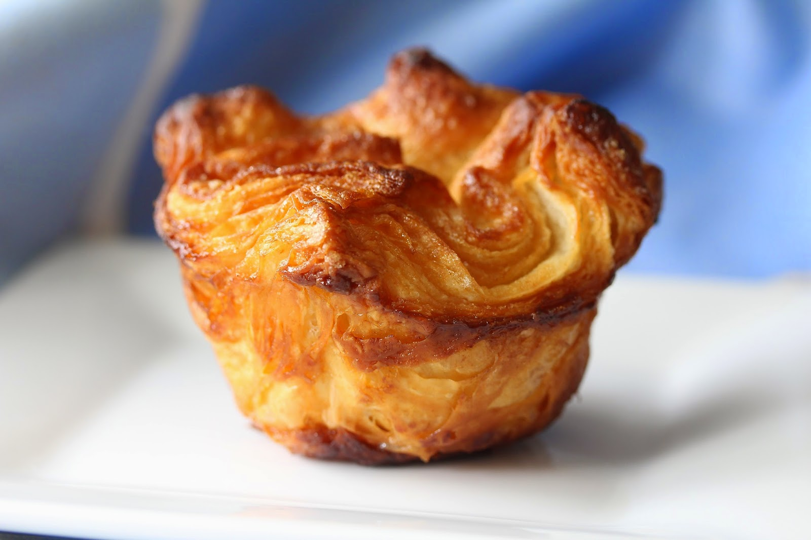 Kouign Amann Buddies - Round Up