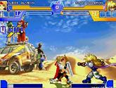 Namco X Capcom Brawlers – Jogo de Luta Mugen para PC