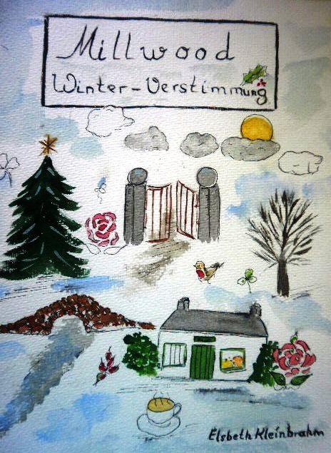 Millwood, Winter-Verstimmungen