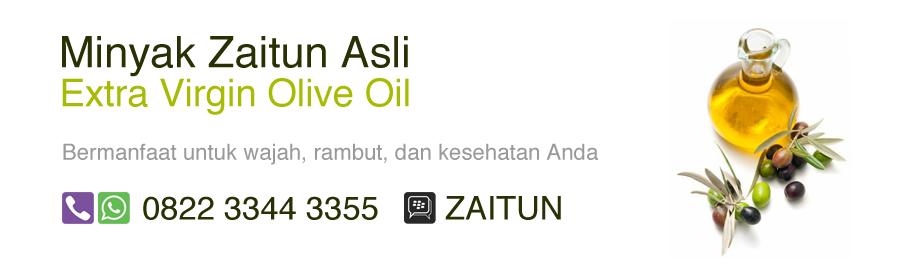 Jual Minyak Zaitun Asli Olive Oil EVOO