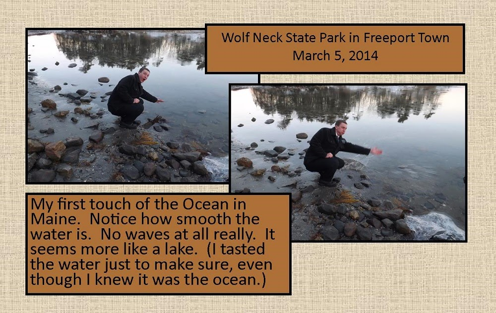 March 5, 2014 OCEAN