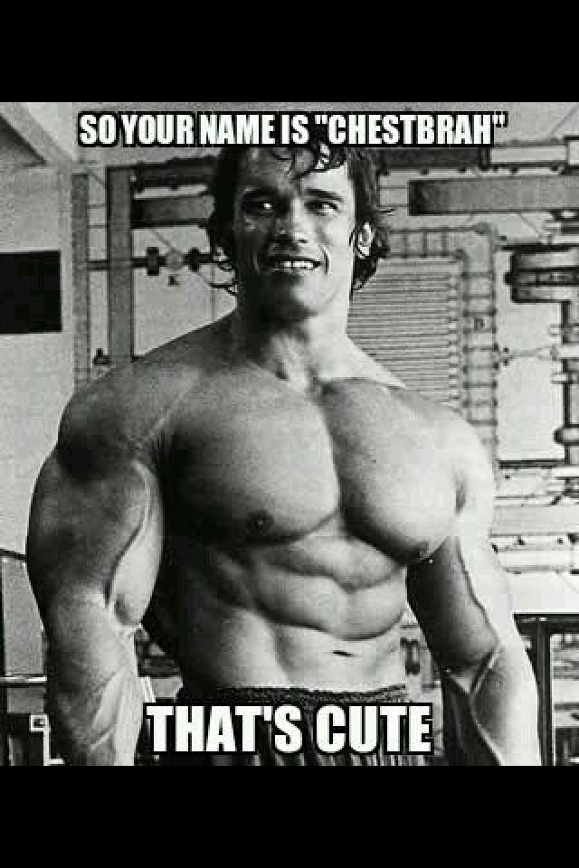 Awesome Arnold Schwarzenegger