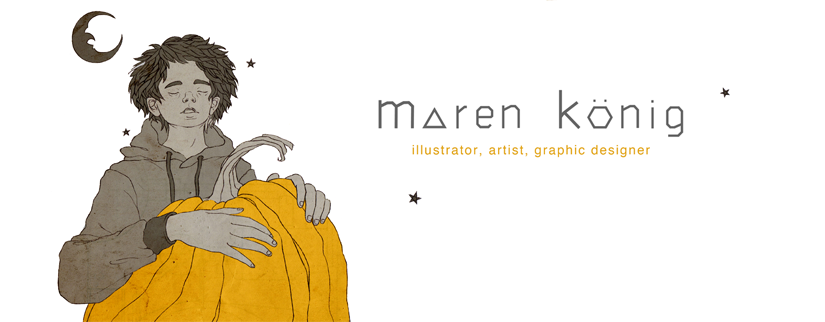 MAREN KÖNIG ILLUSTRATION