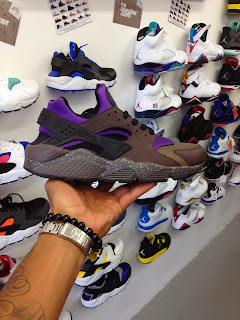 huarache, mowabb, nike air, sneakers, fresh laces