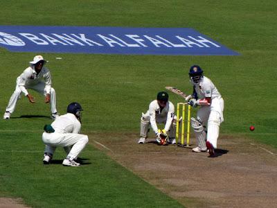 英国紳士のスポーツ、クリケット