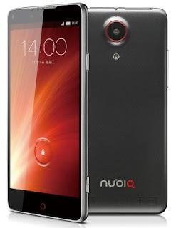 Harga ZTE Nubia Z5S, Smartphone Kamera 13 MP