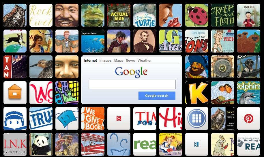 Symbaloo Nonfiction Link Collection
