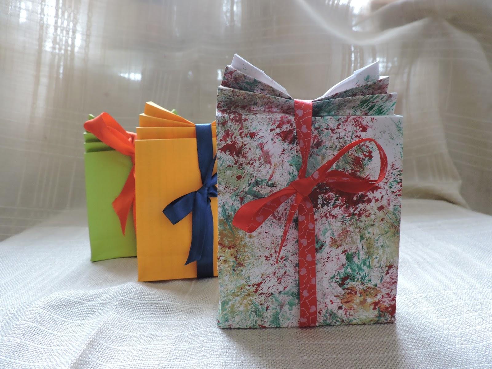 Мешки подарки своими руками 68