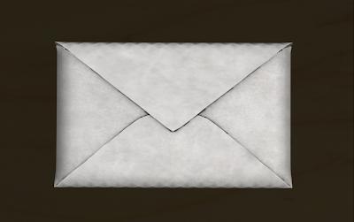Macam Bentuk Lipatan Surat dan Model Sampul Surat