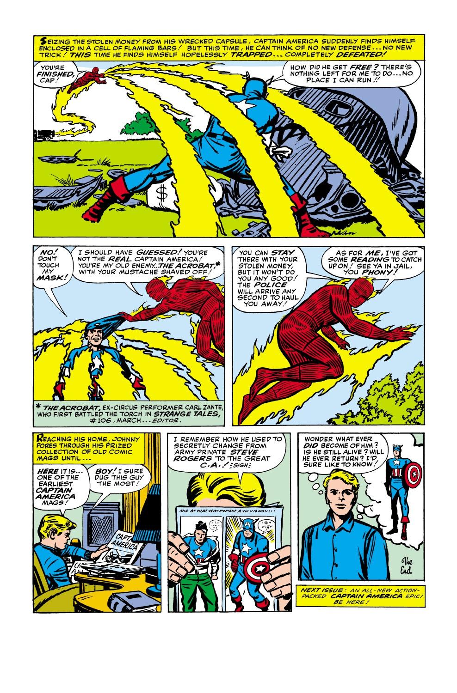 Captain America (1968) Issue #216 #130 - English 20