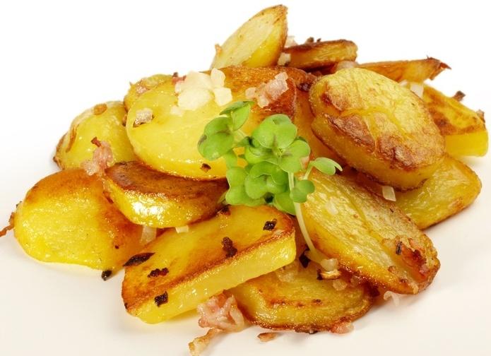 Cocina autonomica patatas al horno - Patatas pequenas al horno ...