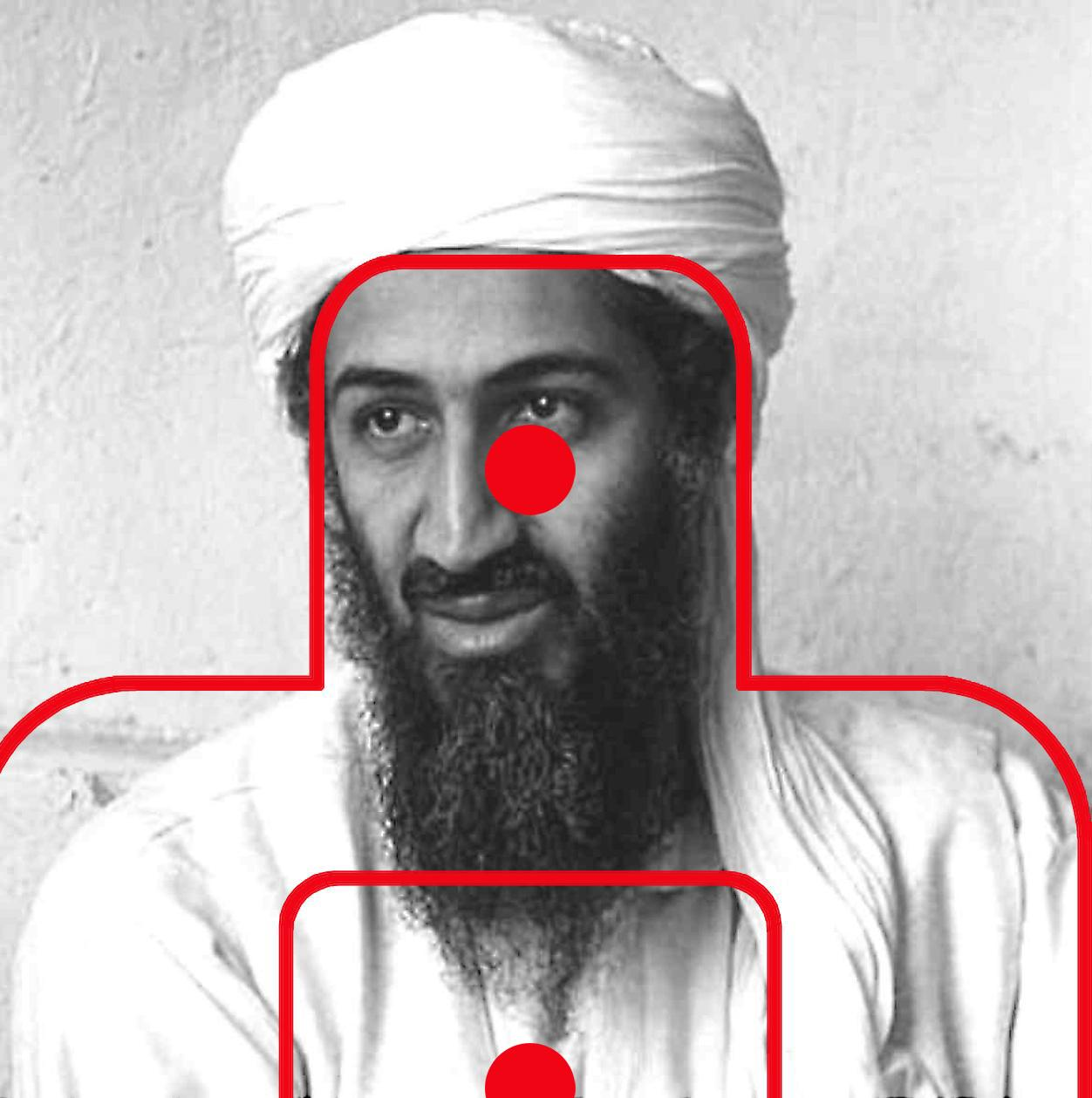 KintlaLake: 'The United States has conducted an operation ... Osama Bin Laden Targets For Shooting