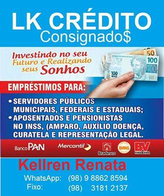 LK Crédito - Empréstimos Consignado