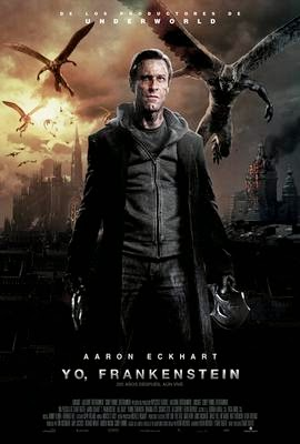 descargar Yo Frankenstein, ver online Yo Frankenstein