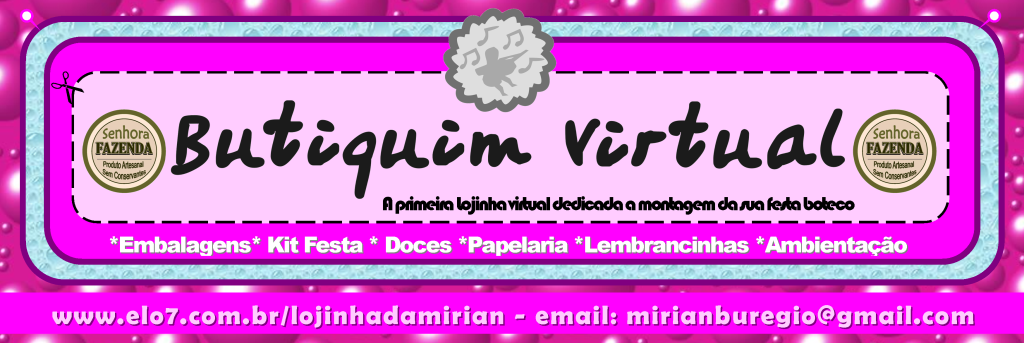Lojinha Butiquim Virtual