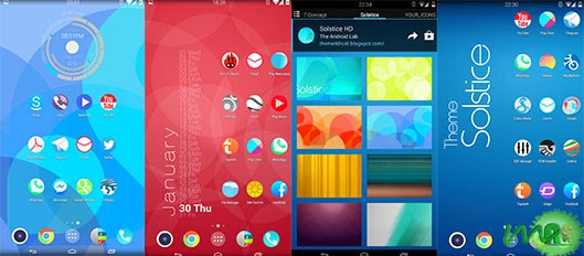 Solstice HD Theme Icon Pack 1.5 APK