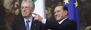Una sola cosa Berlusconi e Monti hanno in comune