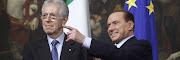 Una sola cosa Berlusconi e Monti hanno in comune