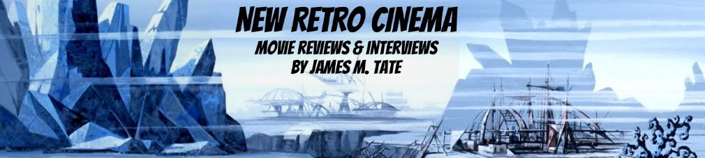 NEW RETRO CINEMA BY JAMES M. TATE