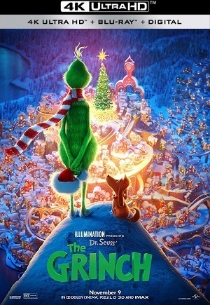 O Grinch 4K Torrent Download  Ultra U BluRay 4K