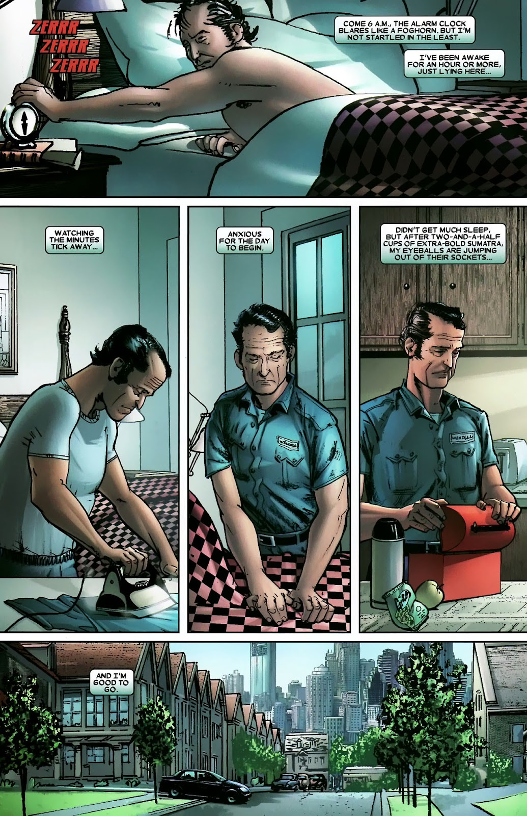 Read online Wolverine (2003) comic -  Issue #56 - 3