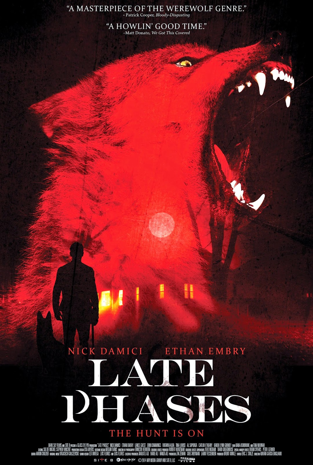 Late Phases (2014) ταινιες online seires xrysoi greek subs