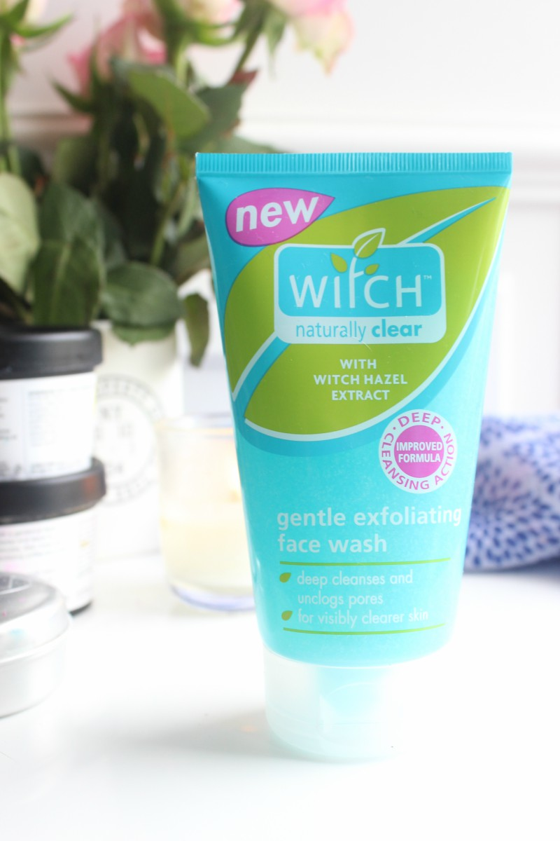 Witch Gentle Exfoliating Face Wash Review