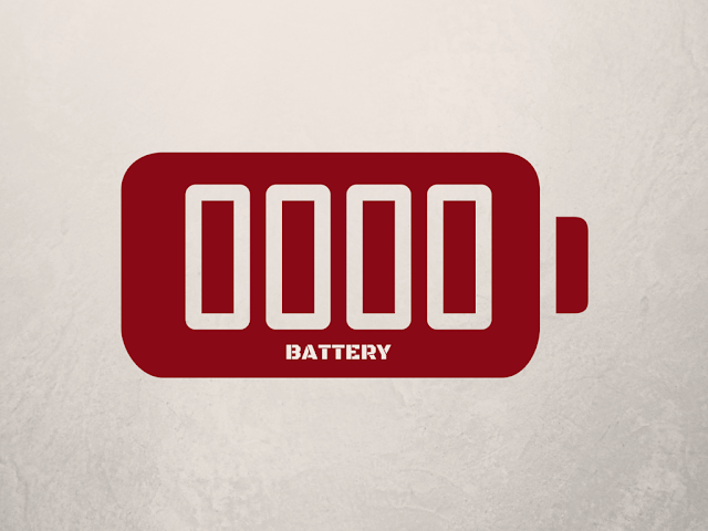 battery life of best developer laptop - macbook pro is remarkable