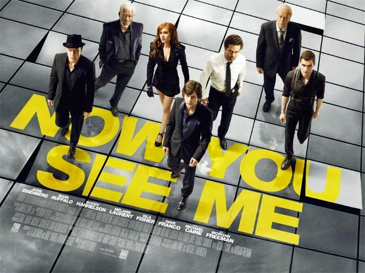 MOVIES: Now You See Me 2 - Release Date