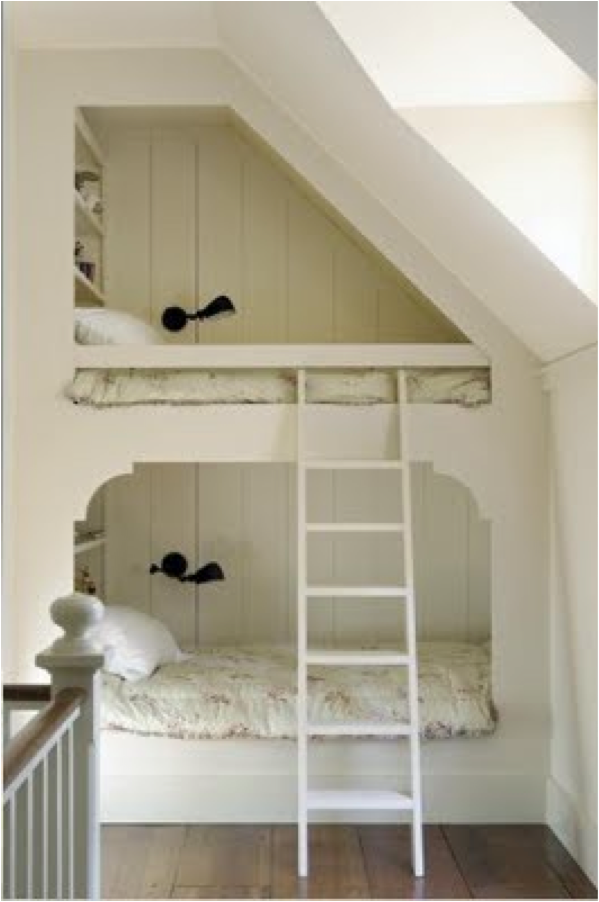 Let's Decorate Online: New & modern ideas for the traditional bunk bed