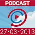 Chupim - Podcast - 27/03/2013