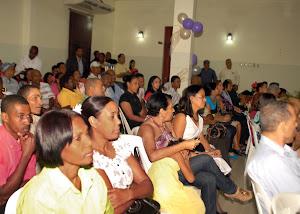 PERSONALIDADES PRESENTE EN PUESTA EN CIRCULACIÓN LIBRO PERIODISMO CON SENTIDO
