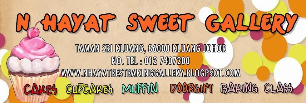 N Hayat Sweet Gallery