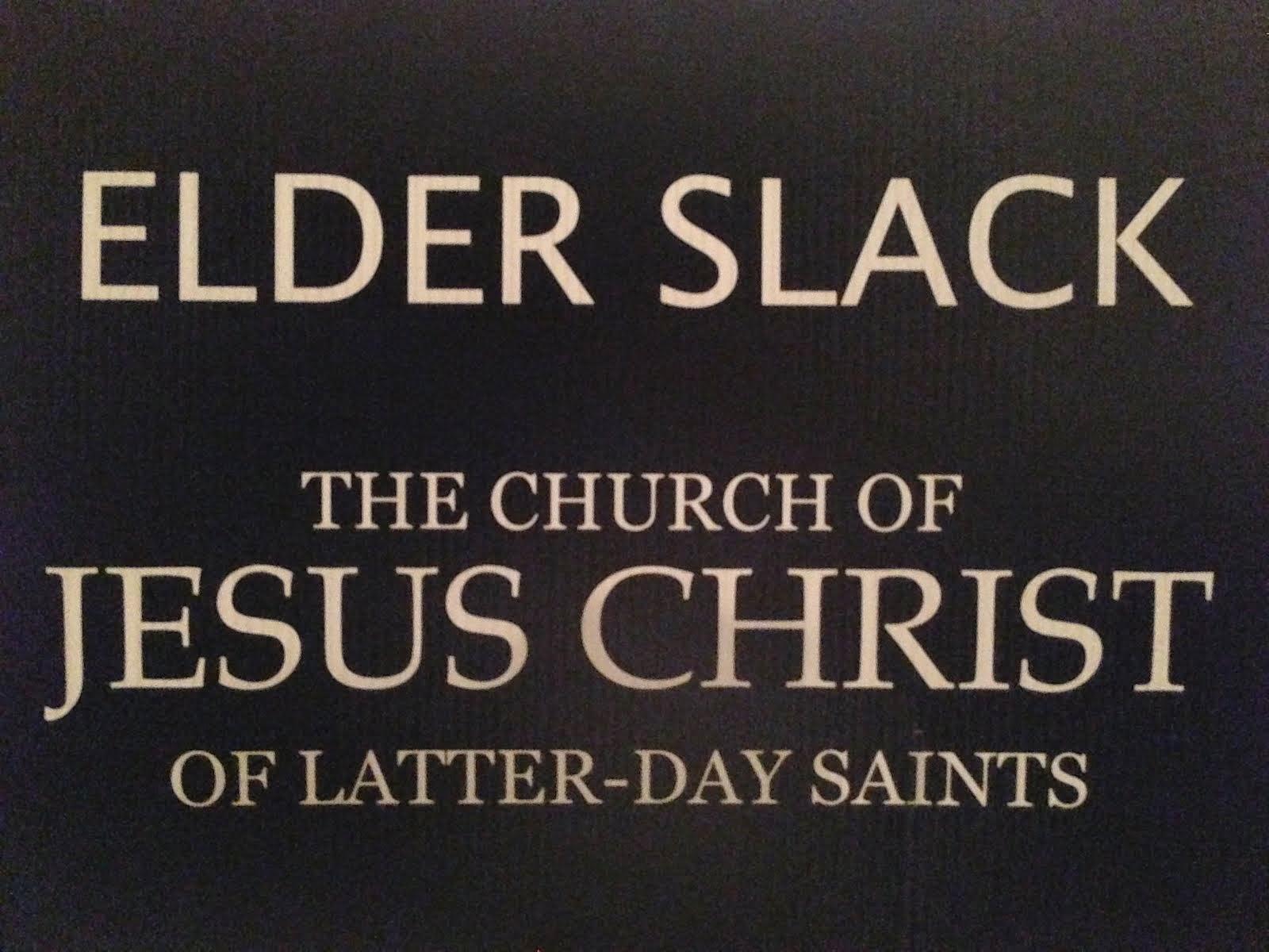 Elder Slack