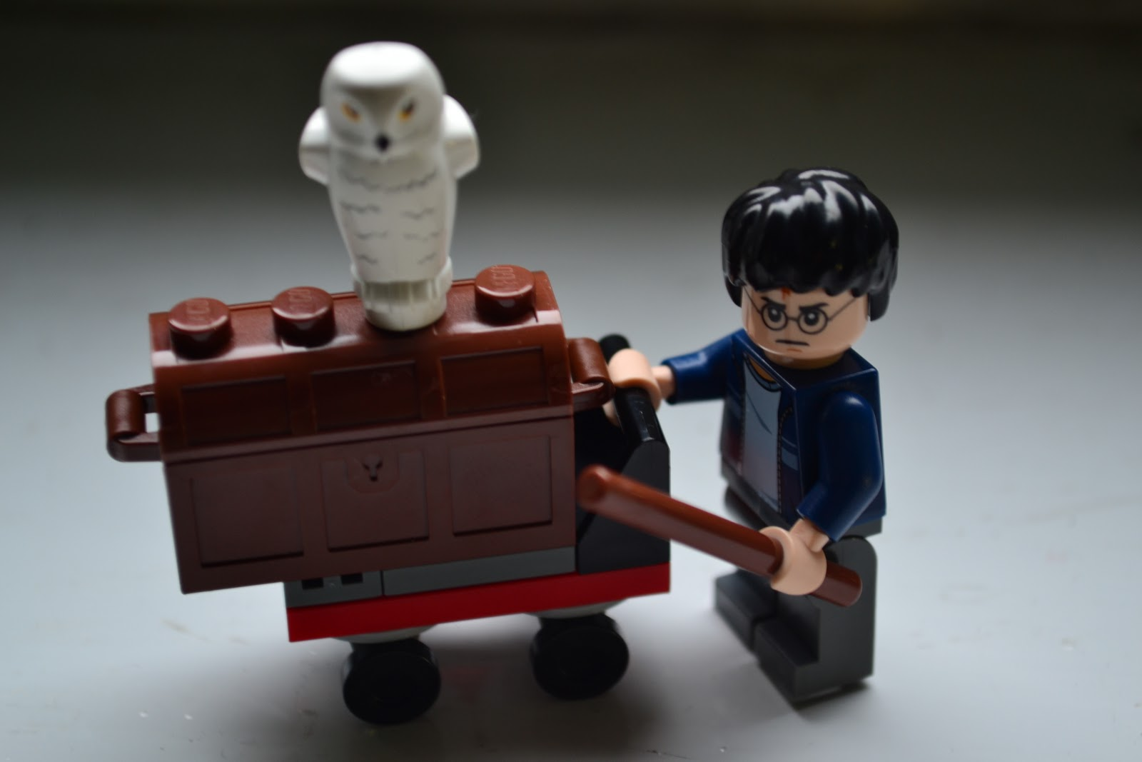 totally toys lego harry potter amp trolley