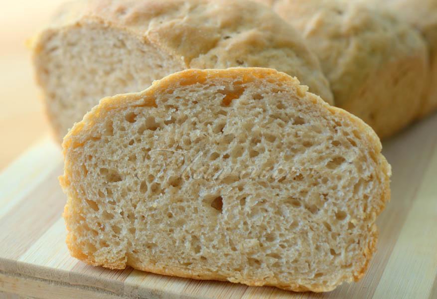 Flavours: Basic Whole Wheat Bread (Vegan)