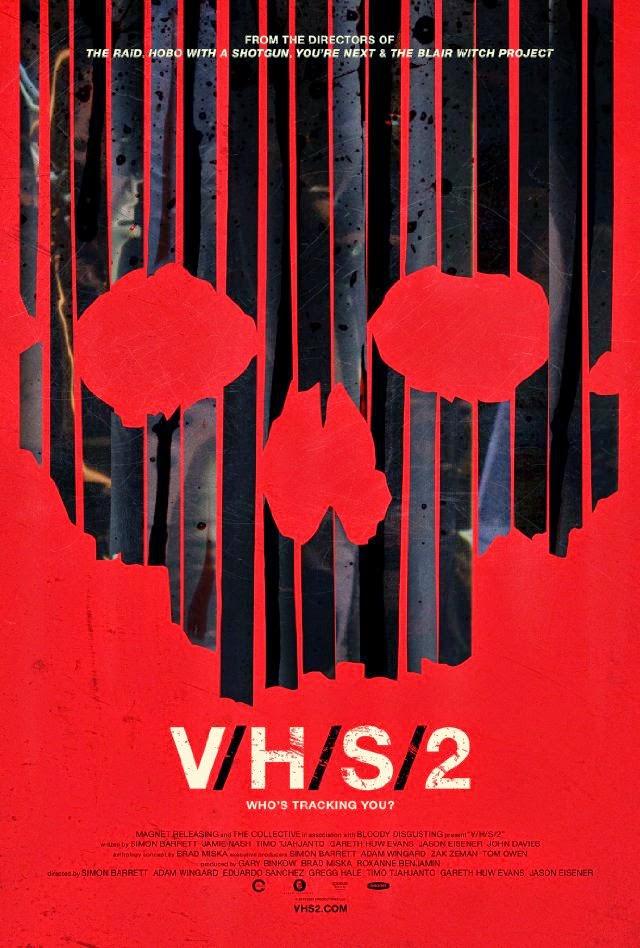 La película V/H/S/ 2 ( Escalofrío satánico )