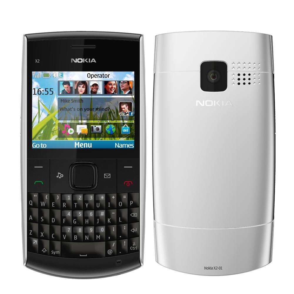Related Image with Celular Nokia X2 01 Celular Nokia X2 01 Prata Gsm ...
