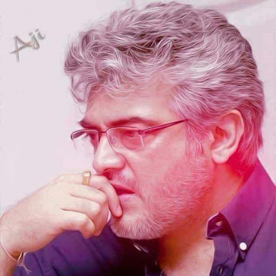 Ajith Thala 56 titled as Vedhalam First Look Poster [Exclusive]