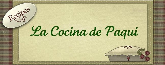 La Cocina de Paqui