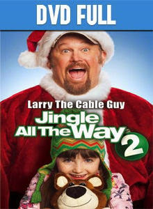 Jingle All the Way 2 DVD Full Español Latino 2014