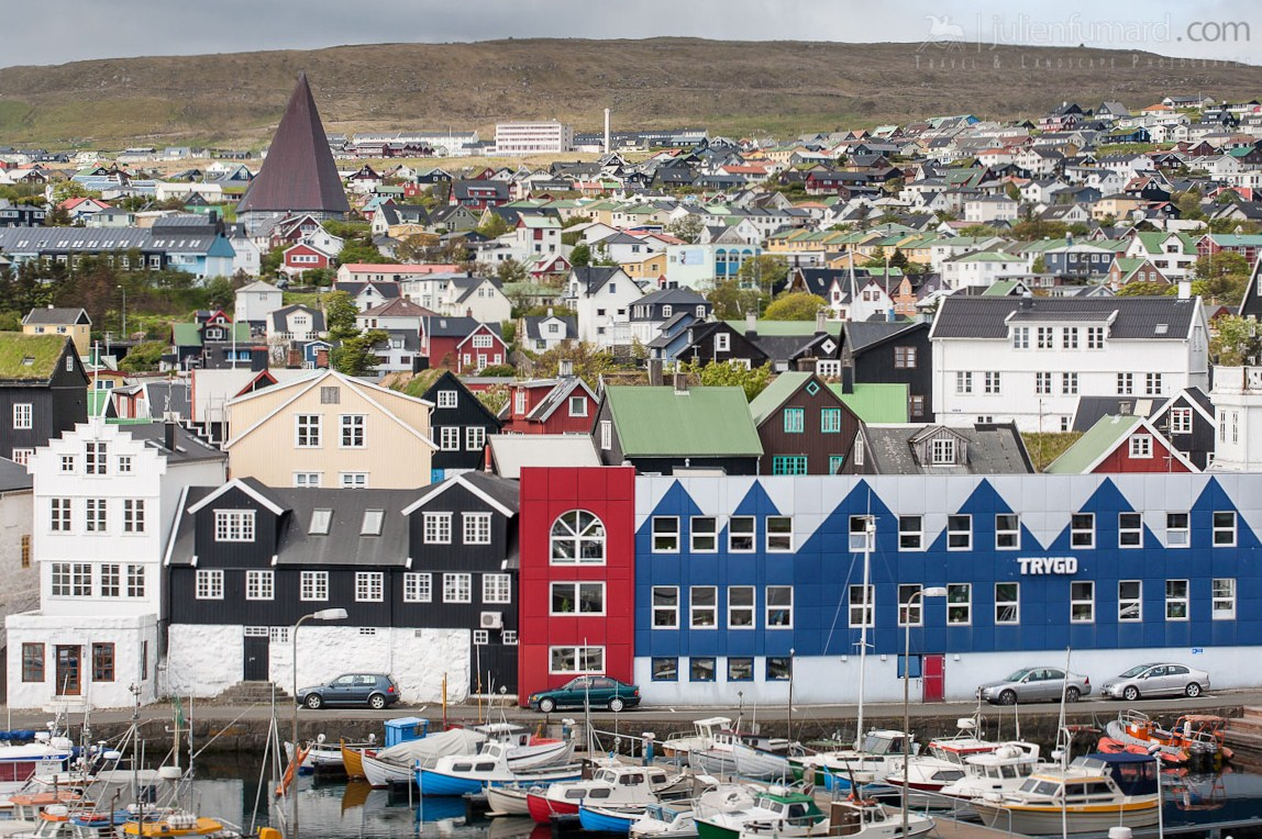 Where are the Faroe Islands Capital, population and attractions of the Faroe Islands 71