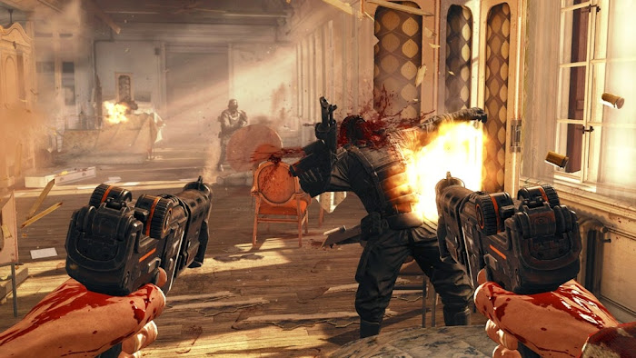 Wolfenstein The New Order (2014) Full PC Game Mediafire Resumable Download Links
