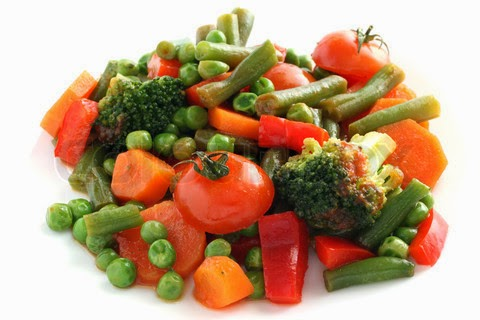 Health Benefits of Eating Boiled Vegetables