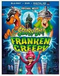 Scooby-Doo! Frankencreepy cover